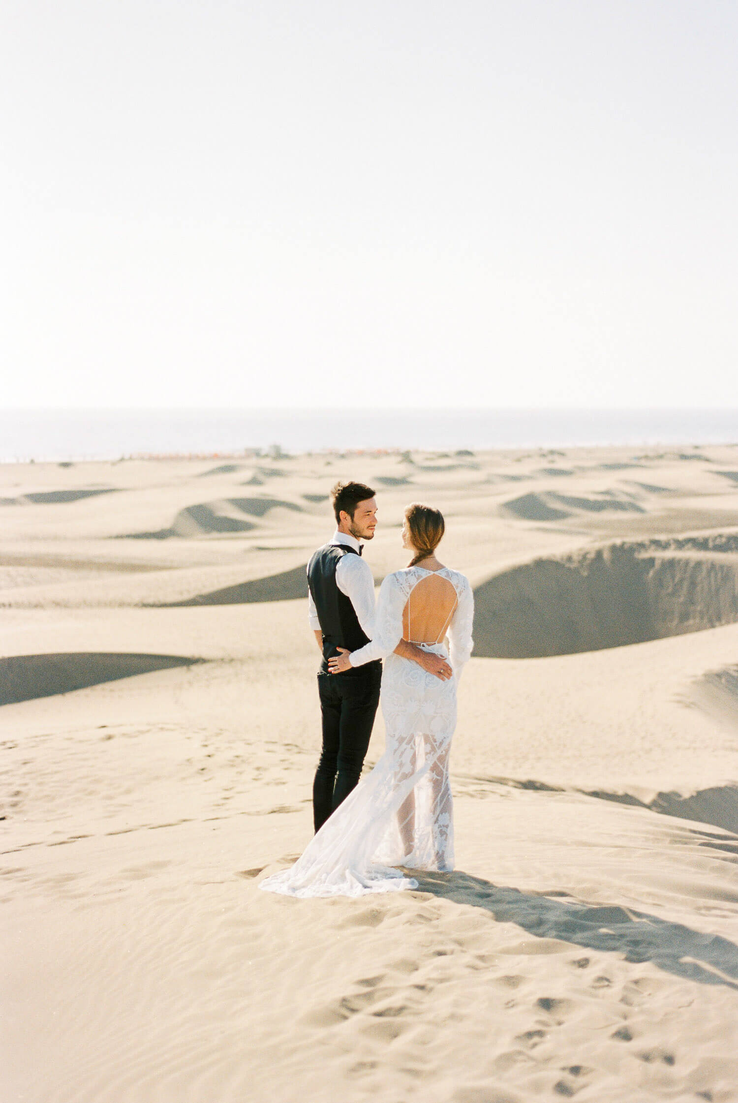 elopement in Canary islands