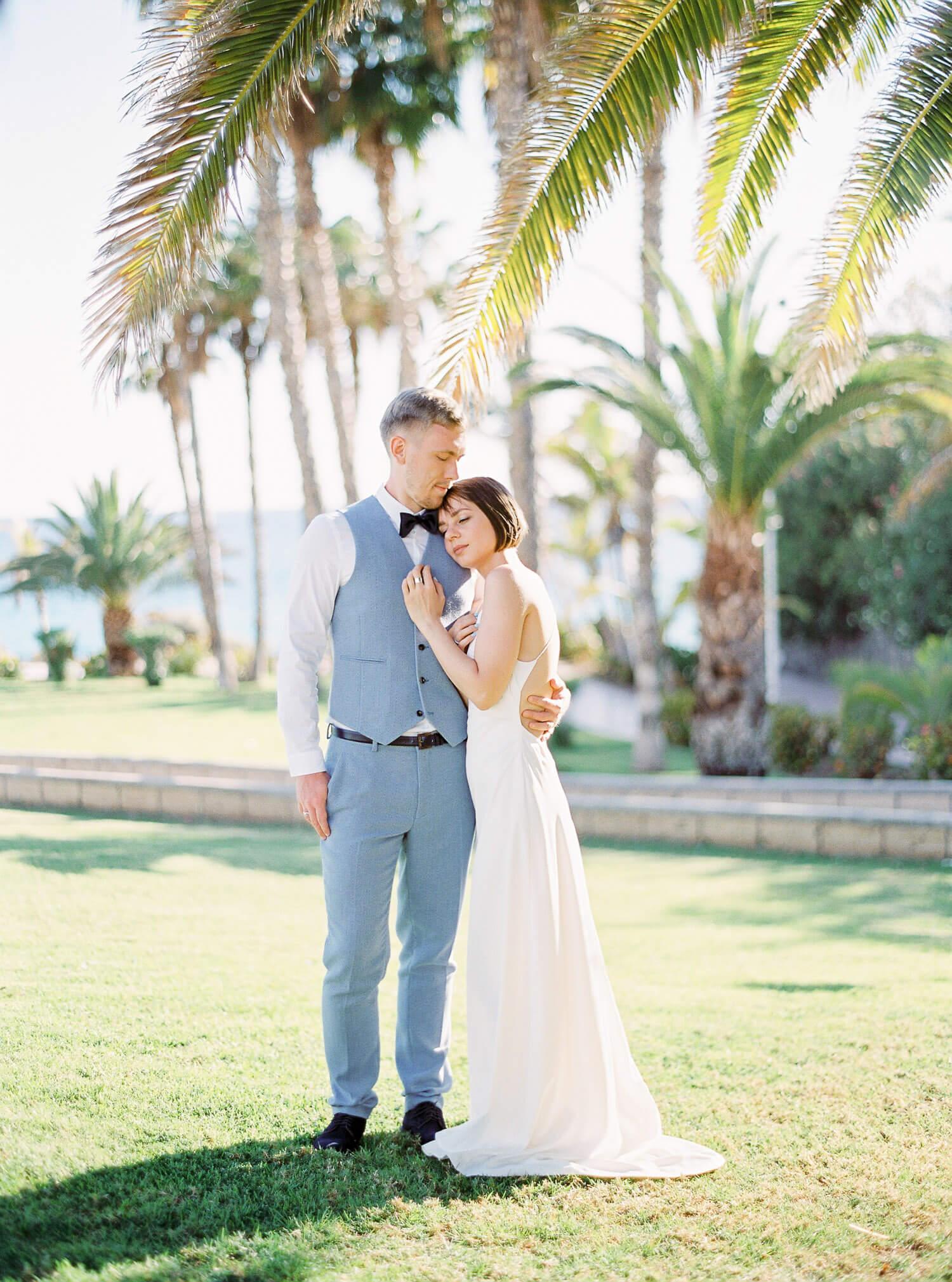 wedding in Tenerife Spain