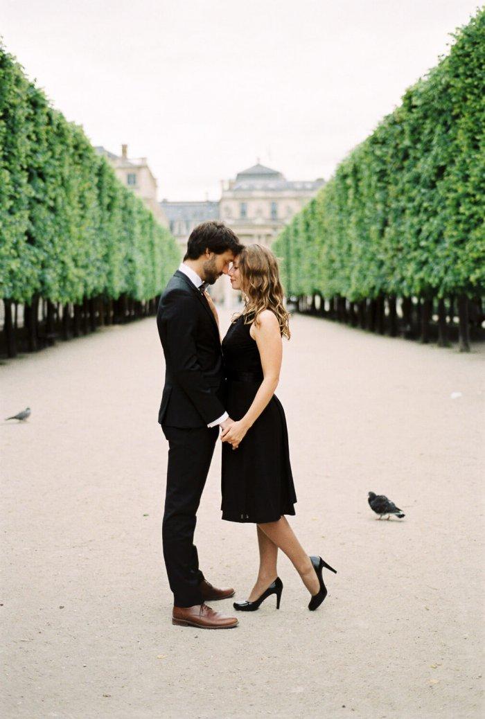 film photographer in Paris
