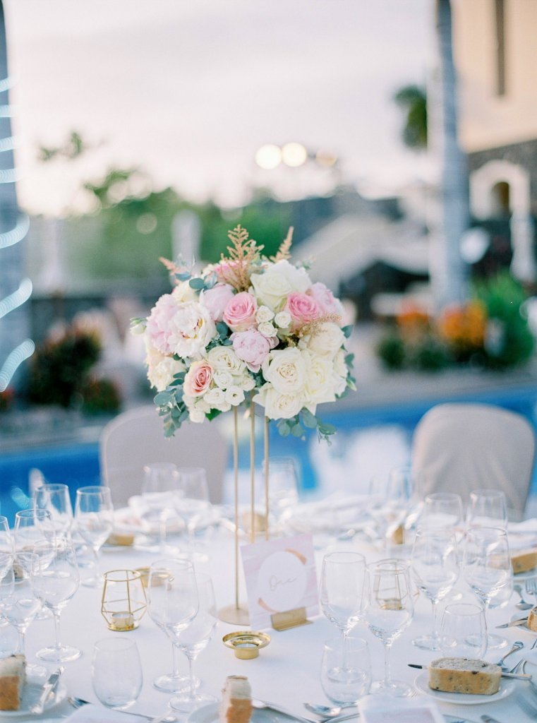 flower decoration for table