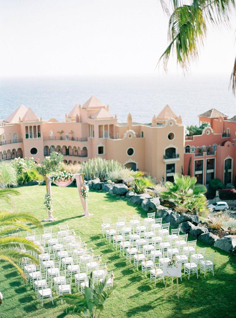 Tenerife wedding venue