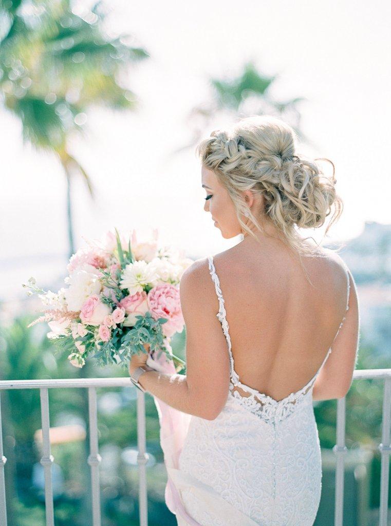 bride in Tenerife