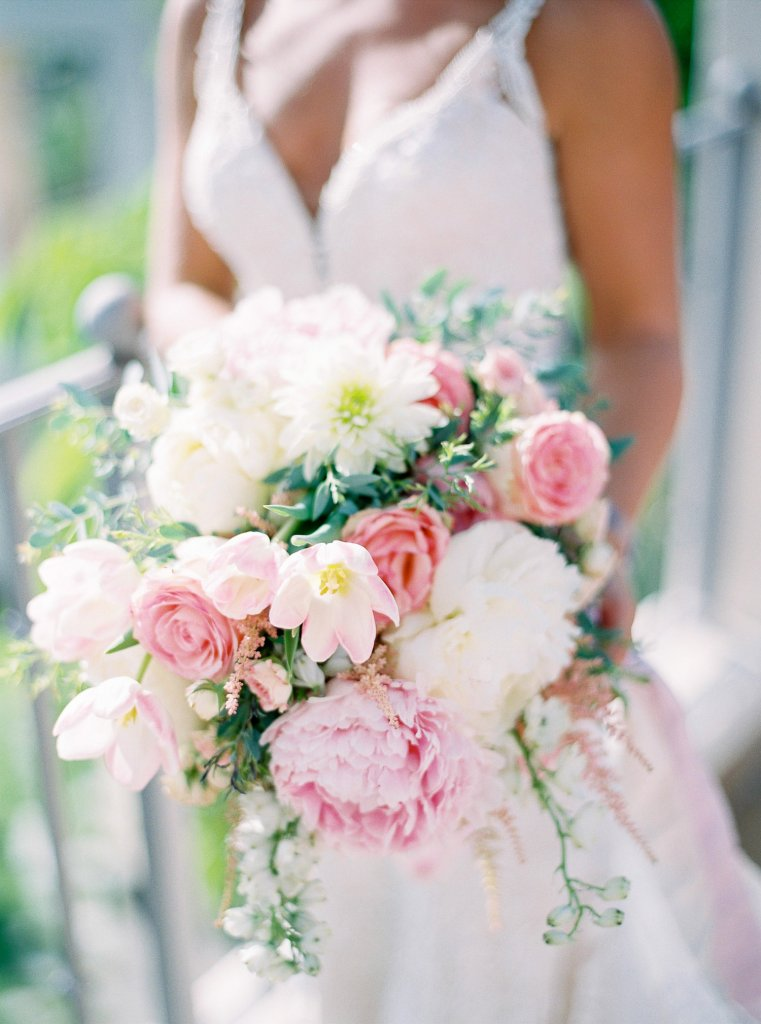 wedding bouquet photographer in Tenerife