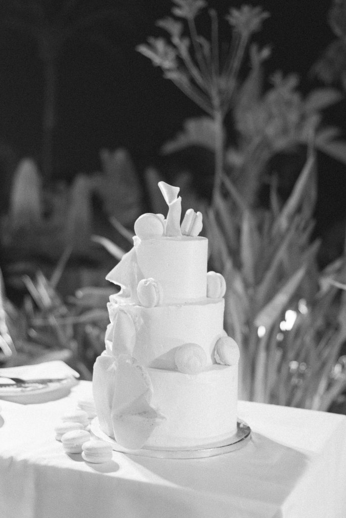 wedding cake in Tenerife