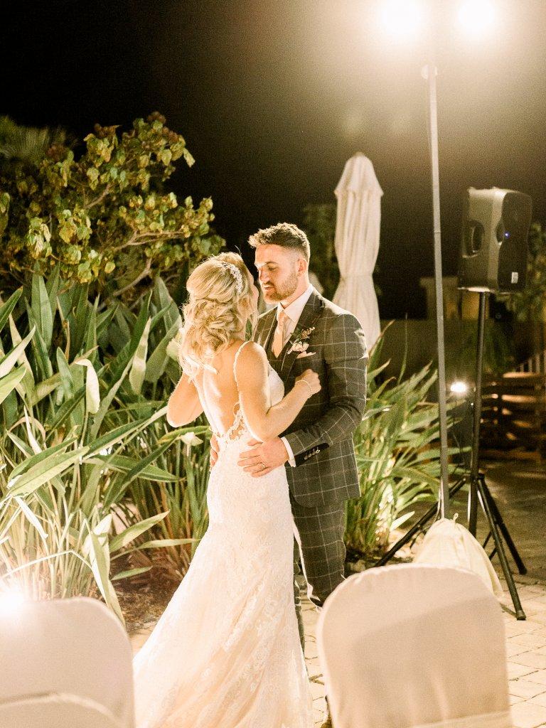 wedding dance in Tenerife