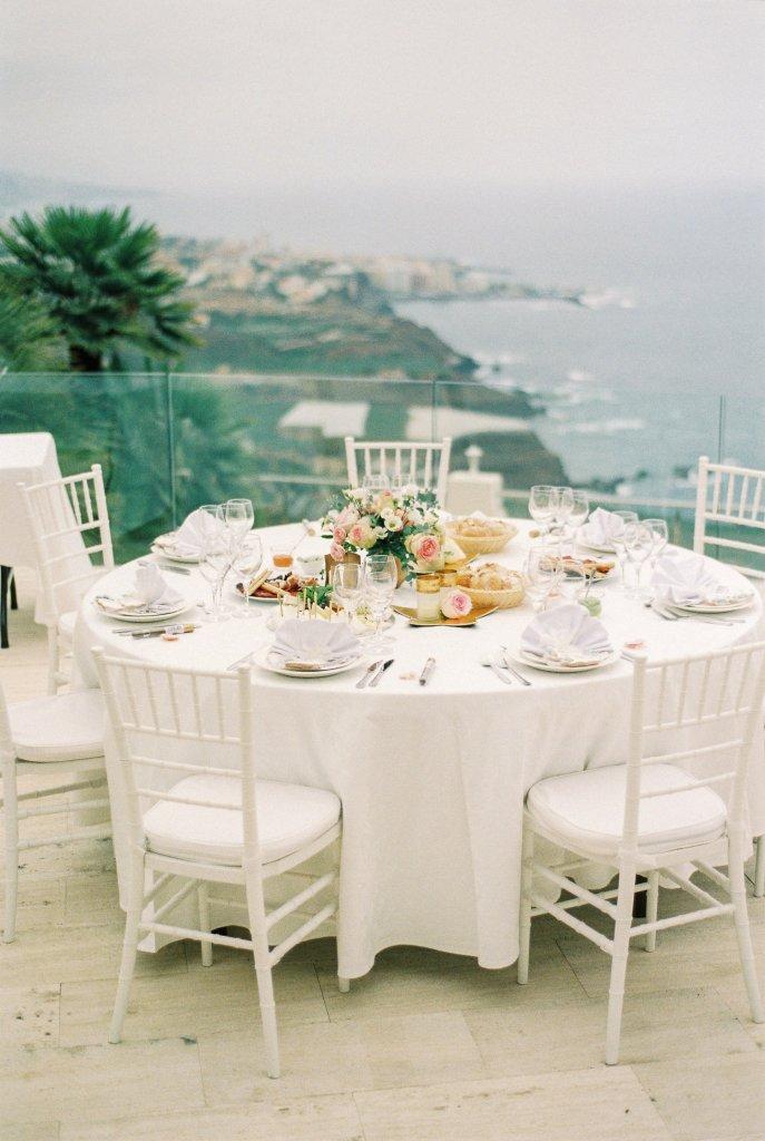 wedding decoration Tenerife