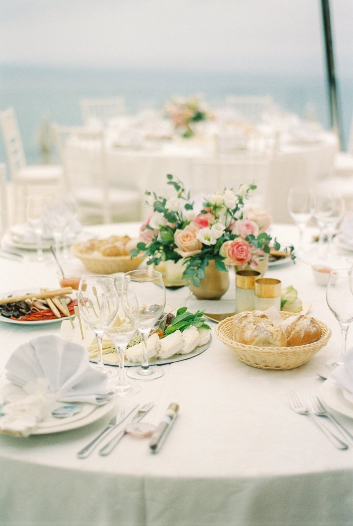 table wedding decoration Tenerife