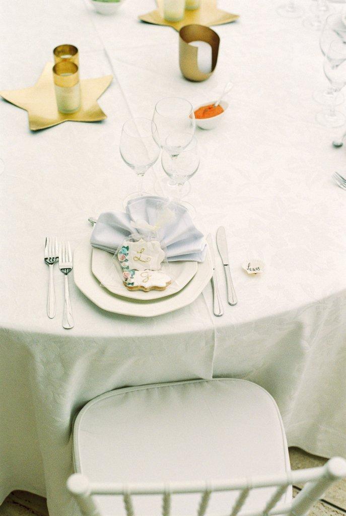 wedding setting Tenerife