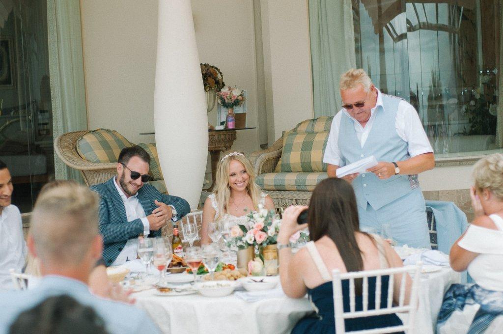 Tenerife wedding