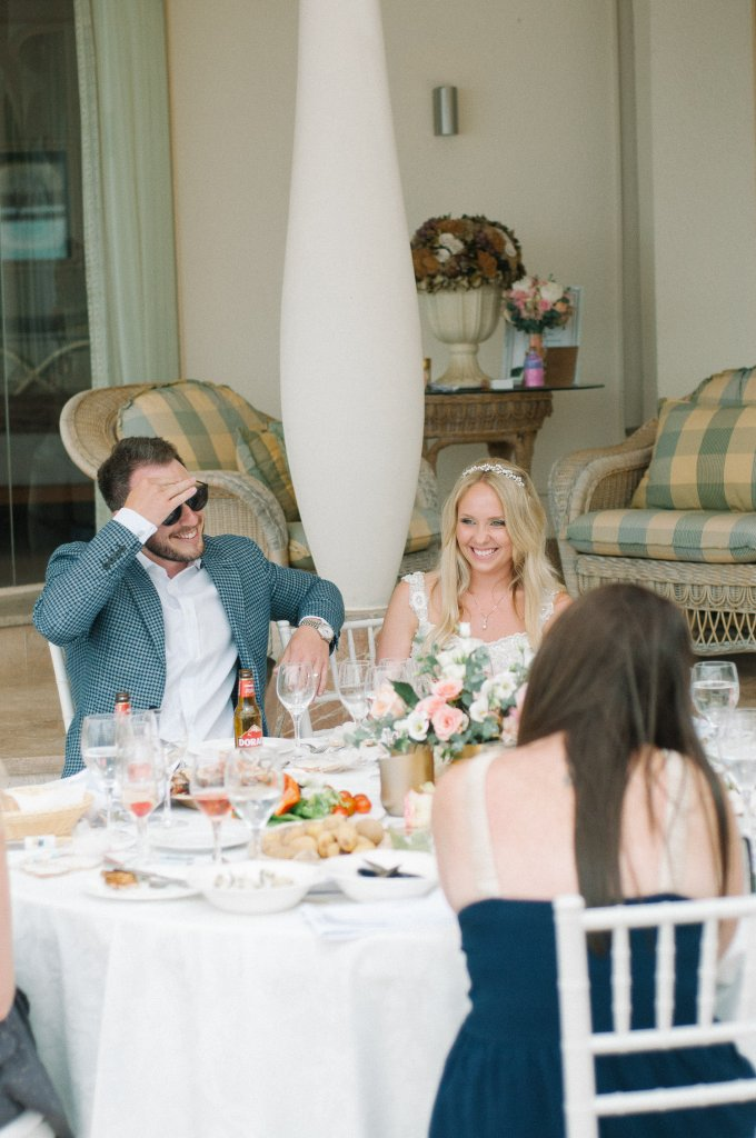 wedding day in Tenerife