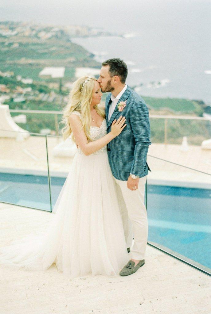 wedding photographer in Tenerife