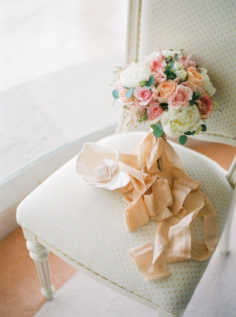 wedding details, velvet ring box